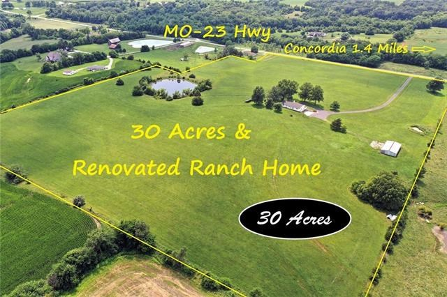 3300 Hwy 23 Highway, Concordia, MO 64020