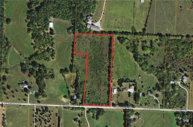 NW 550th Road, Kingsville, MO 64061