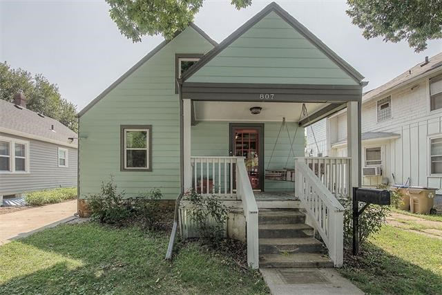 807 E 24th Avenue, North Kansas City, MO 64116