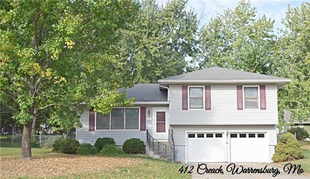 412 Creach N/A, Warrensburg, MO 64093