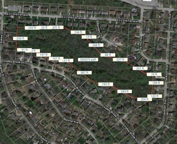 Mersington Avenue, Grandview, MO 64030
