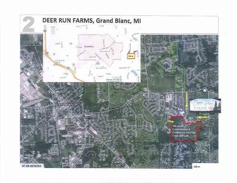 0 White Tail Drive, Other, MI 48439