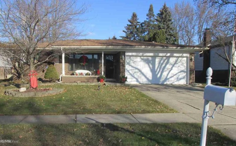 13857 Harbour Court, Sterling Heights, MI 48312