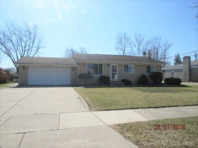 2096 Elmcrest, Sterling Heights, MI 48310