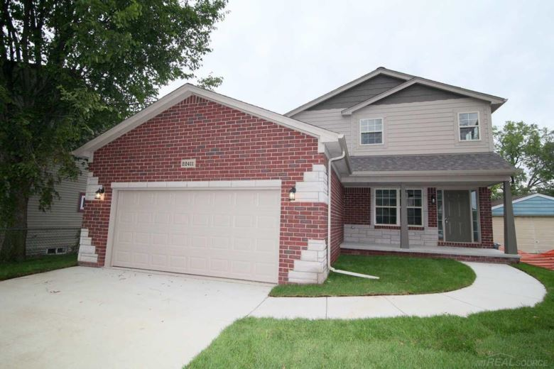 22411 GLEN COURT, Saint Clair Shores, MI 48080