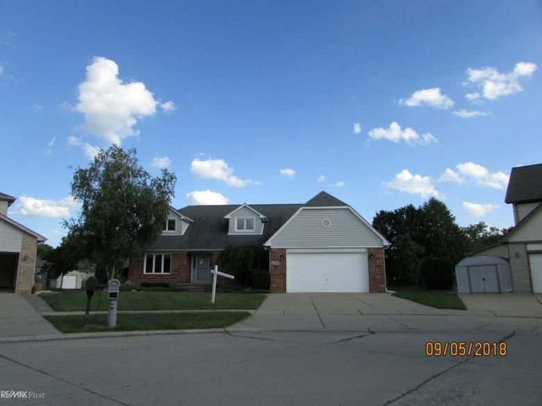 42926 IAN COURT, Clinton Township, MI 48038