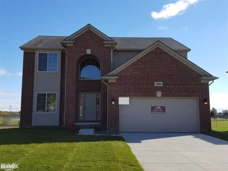53894 Connor Dr, Chesterfield, MI 48051