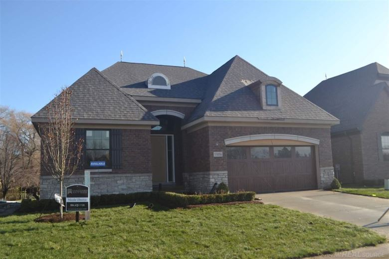53056 Enclave Circle, Shelby Twp, MI 48315