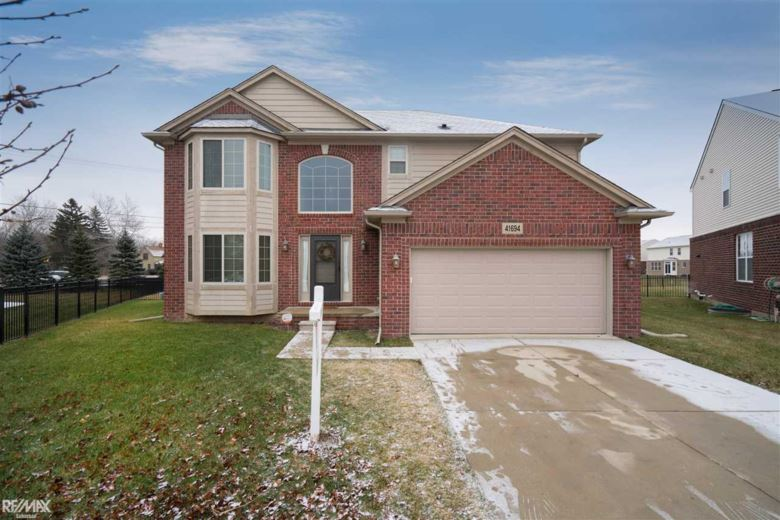 41694 DAMASK, Clinton Township, MI 48038