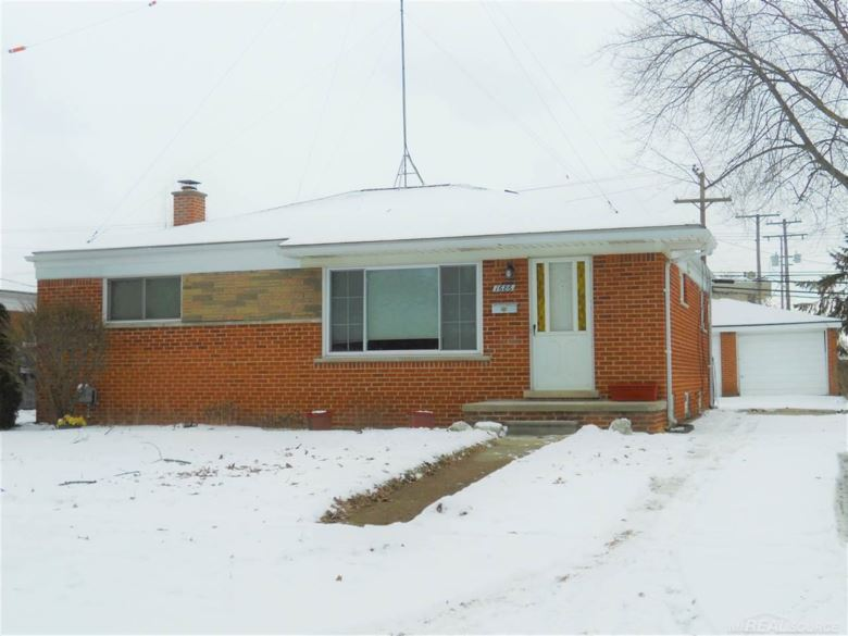 1686 CONNIE AVE, Madison Heights, MI 48071