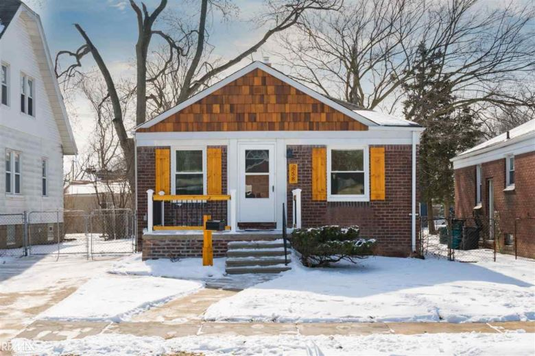 858 E Webster, Ferndale, MI 48220