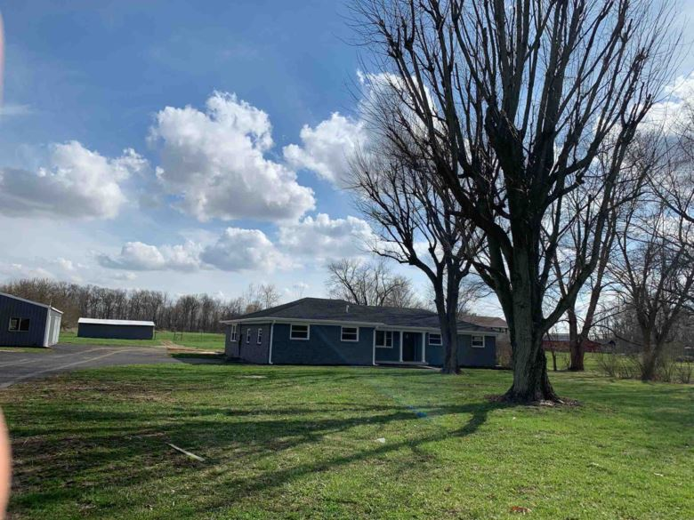 9161 W CR 550  S Road, Daleville, IN 47334