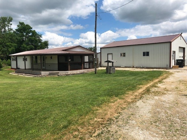403 Angle Drive, Ashley, IN 46705