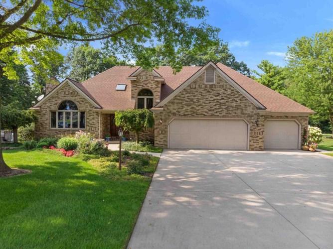 12321 Bay Heights Boulevard, Grabill, IN 46741