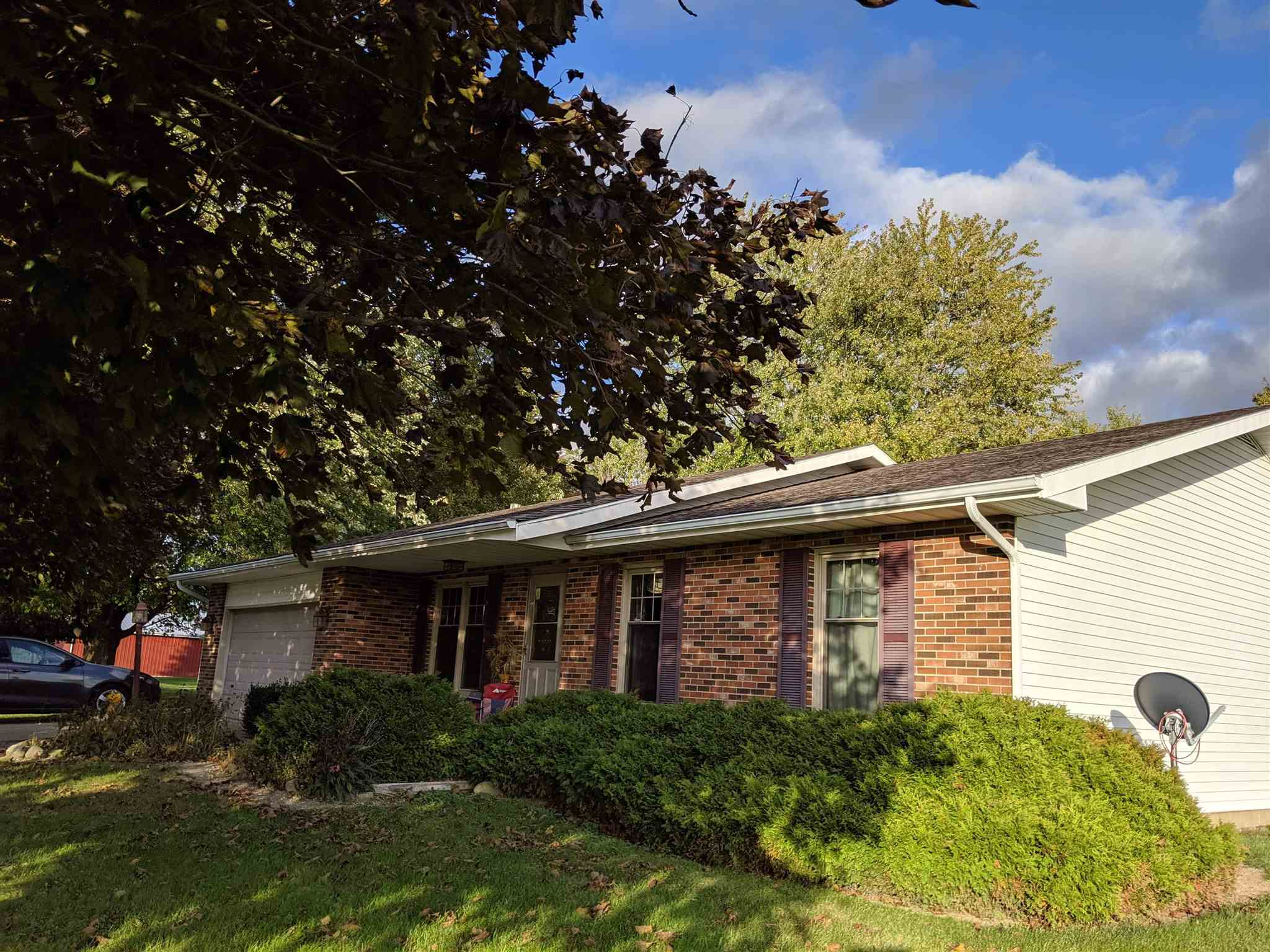 207 S Peru Road, Silver Lake, IN 46982