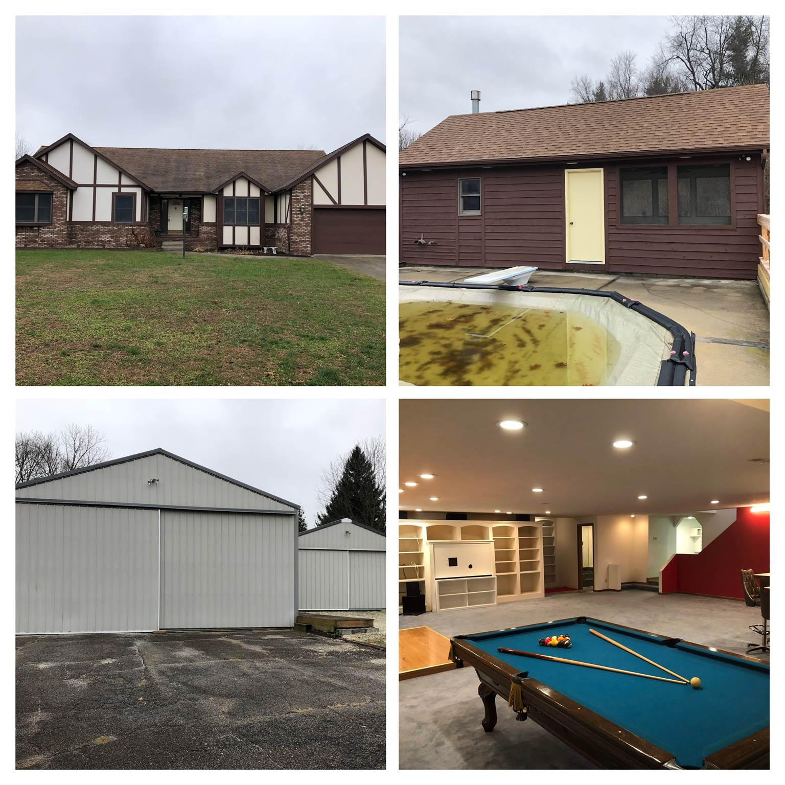 5959 W Pook Road, South Whitley, IN 46787