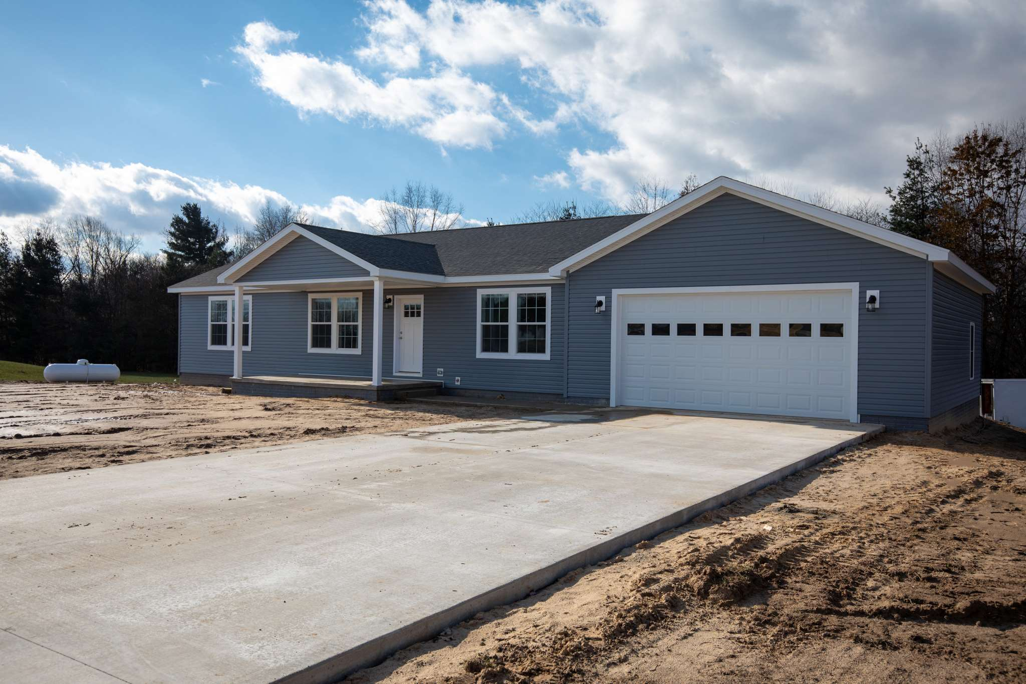 17433 Ridge View Trail, Tippecanoe, IN 46570