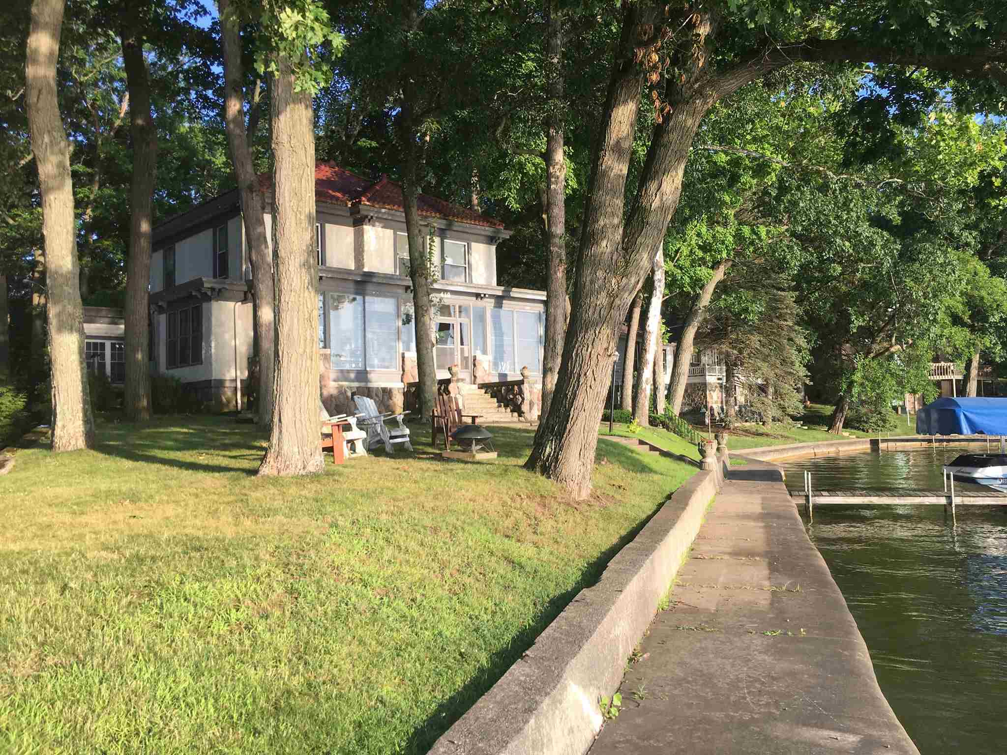 410 Spring Beach Road, Rome City, IN 46784