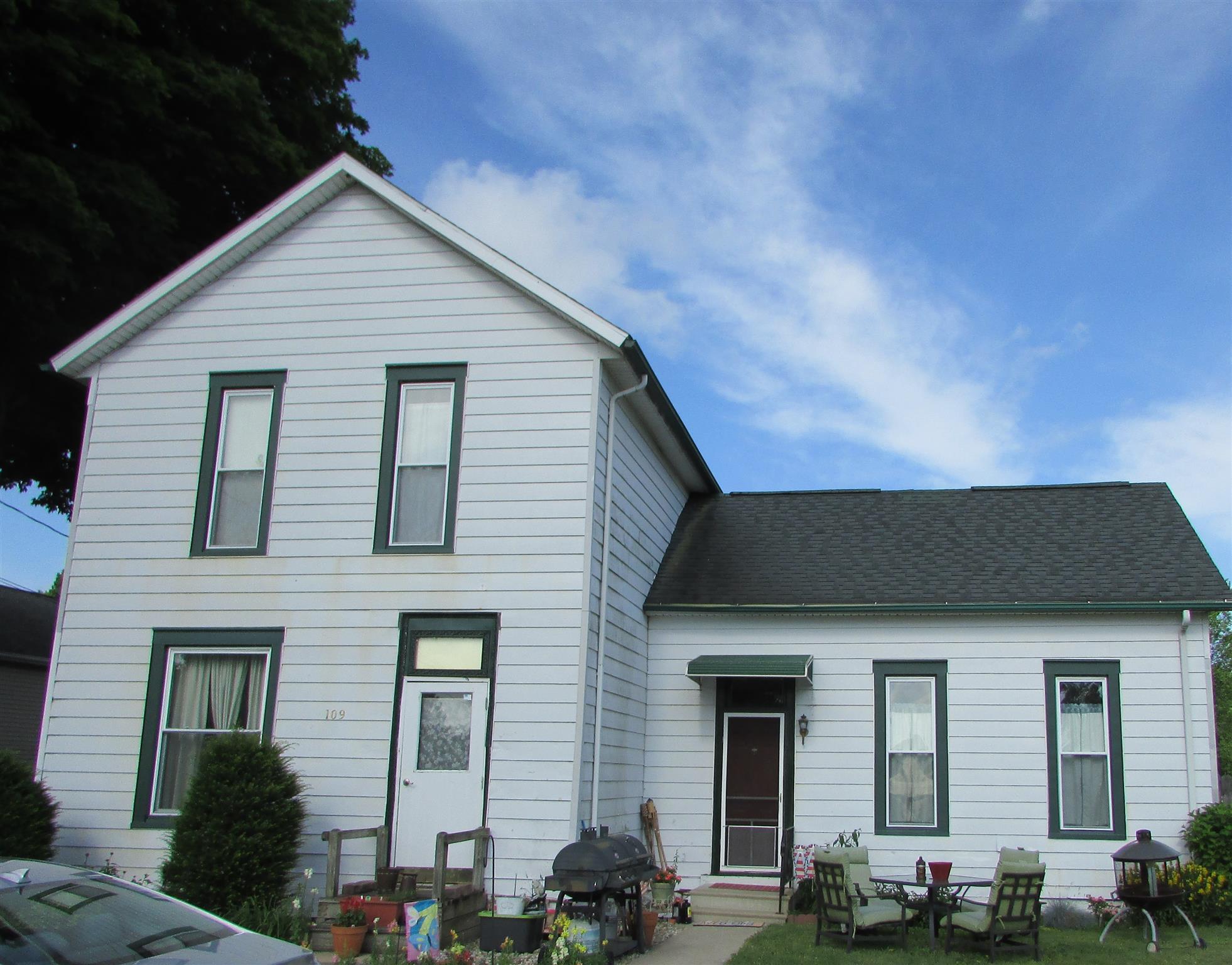 109 N Fourth Street, Pierceton, IN 46562