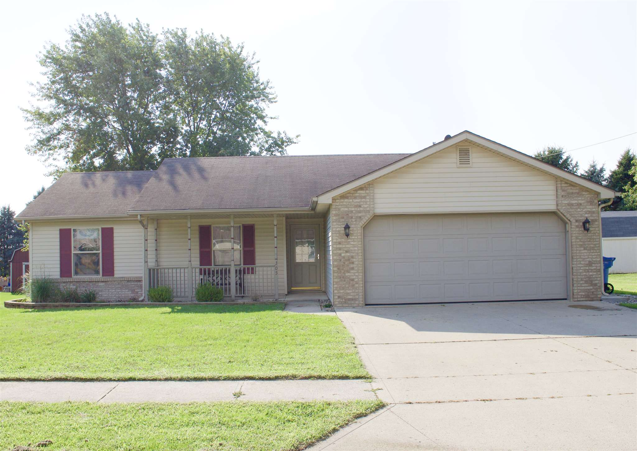 305 N Reed Street, South Whitley, IN 46787