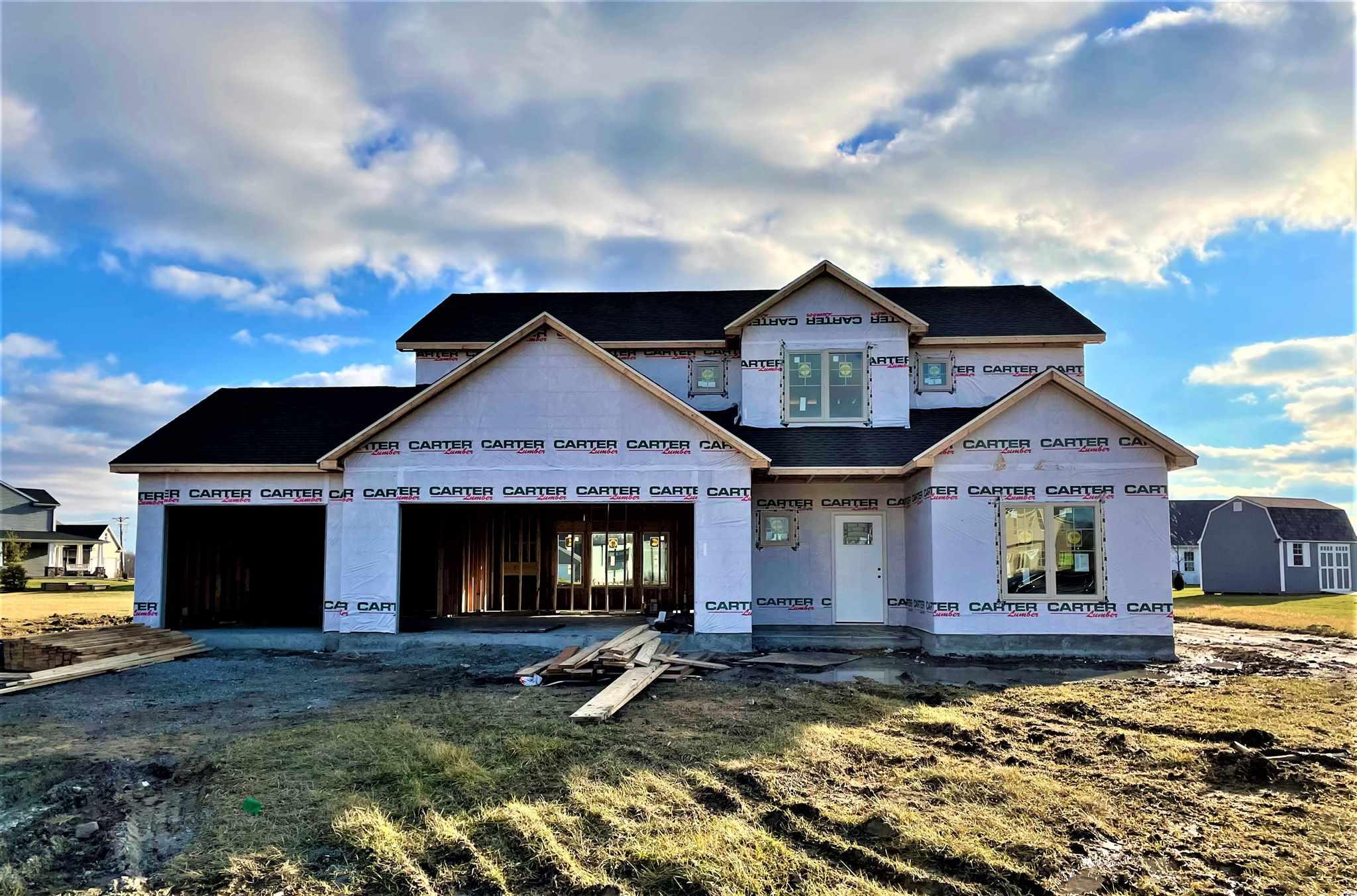 422 Topaz Drive, Bluffton, IN 46714