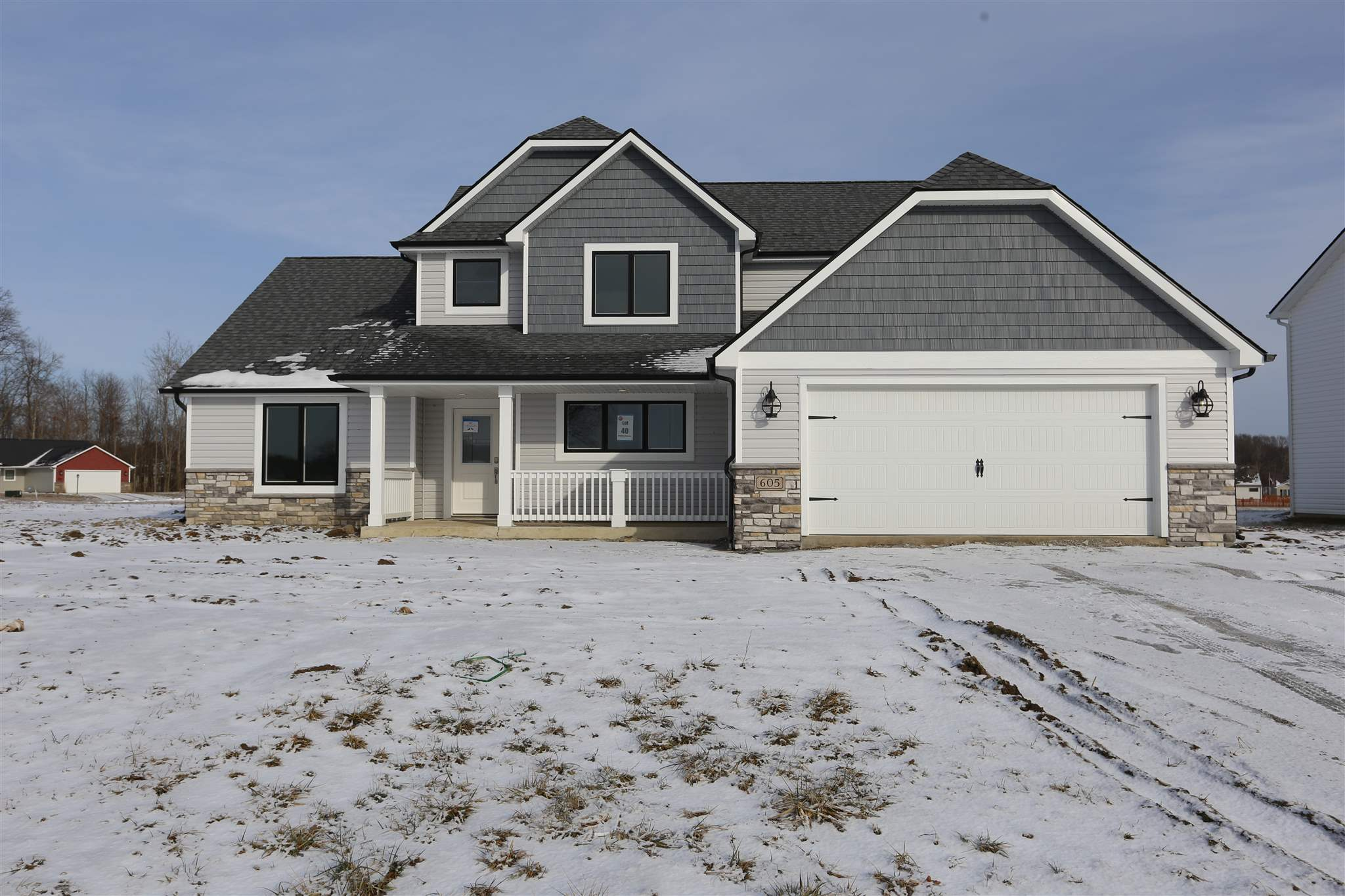 605 Viburnum Creek Run, Avilla, IN 46710