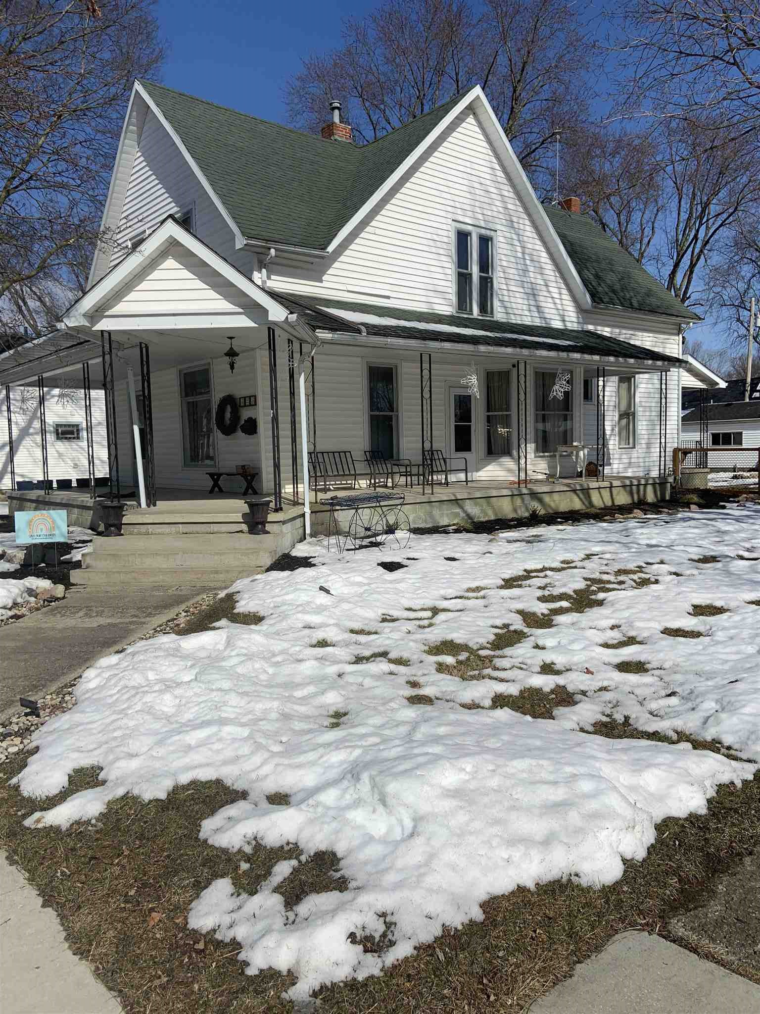 202 N Maple Street, South Whitley, IN 46787