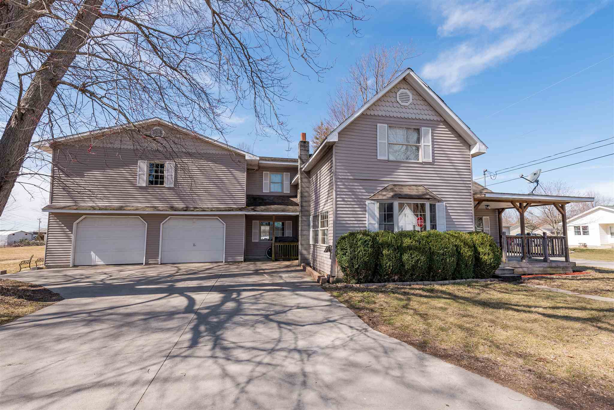 209 N Short Street, South Whitley, IN 46787