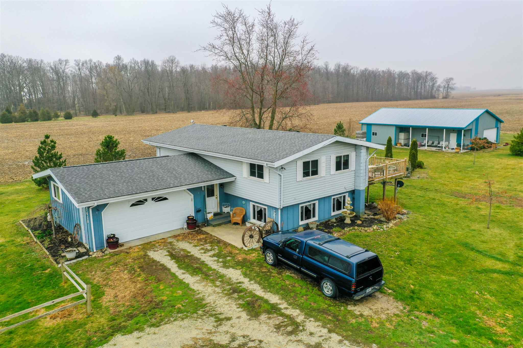7410 S 450 W Road, South Whitley, IN 46787