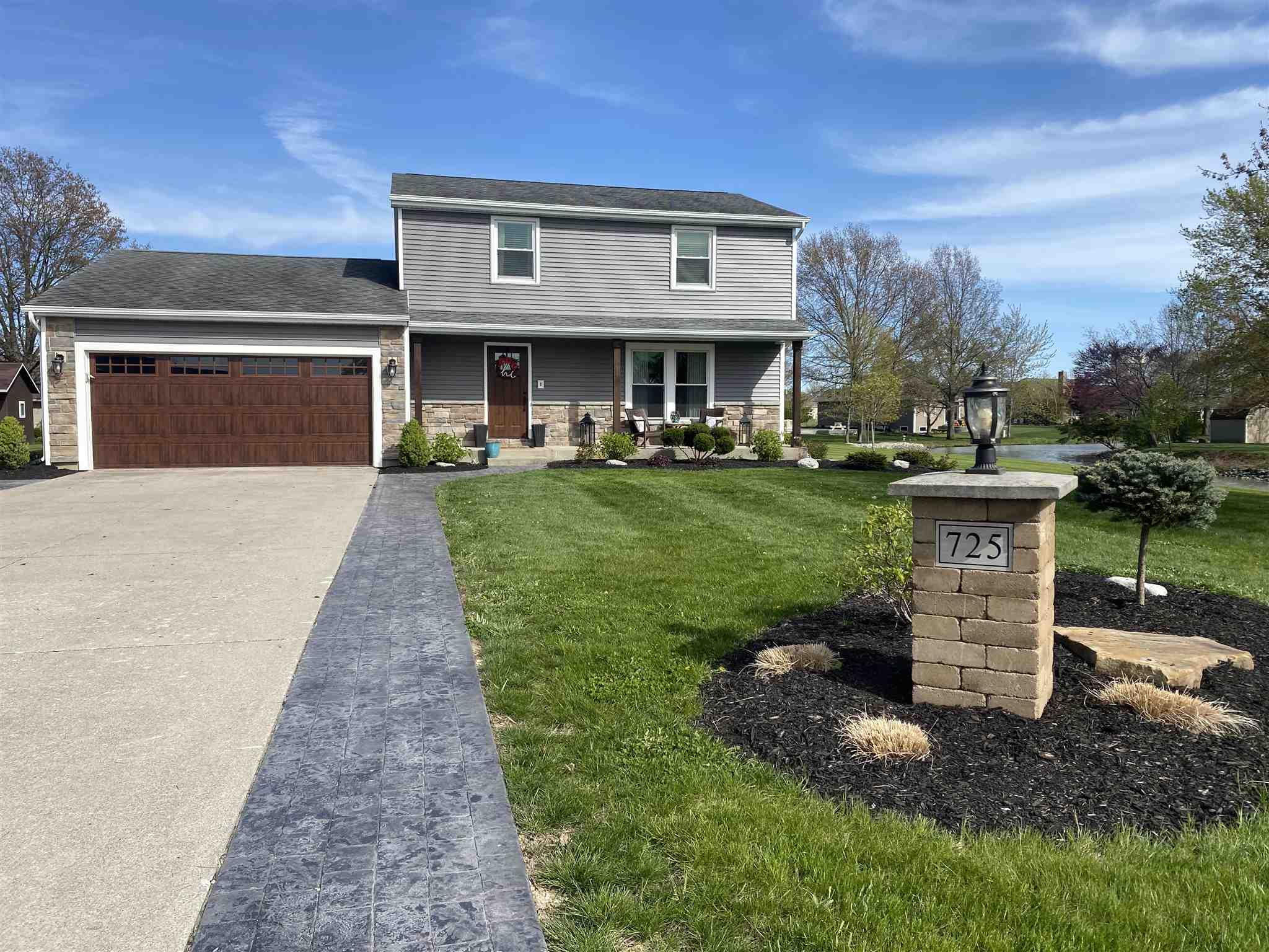 725 Forest Park Drive, Berne, IN 46711