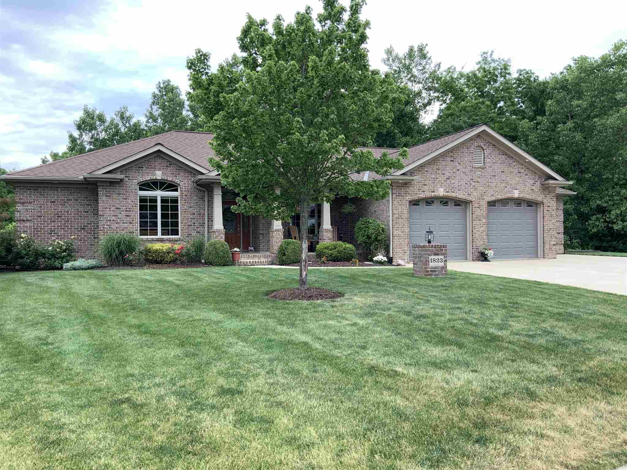 1823 Brook Court, Ossian, IN 46777