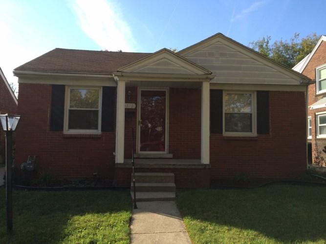 9393 Cloverlawn, Detroit, MI 48204
