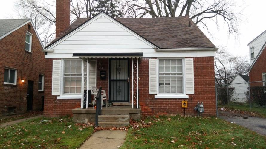 19805 Rutherford, Detroit, MI 48235
