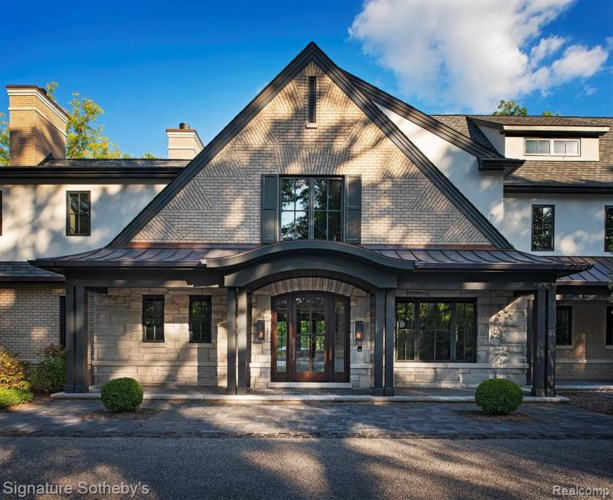 800 CRANBROOK RD, Bloomfield Hills, MI 48304