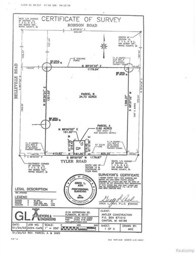 44804 TYLER RD, Van Buren, MI 48111