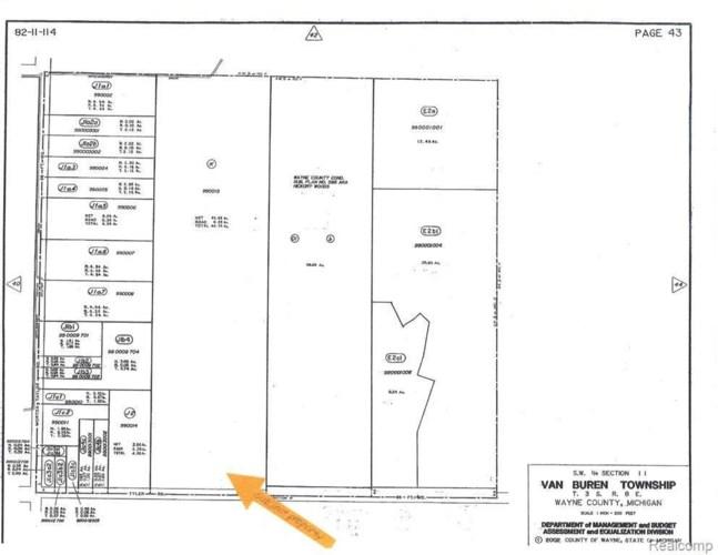 0000 TYLER RD, Belleville, MI 48111