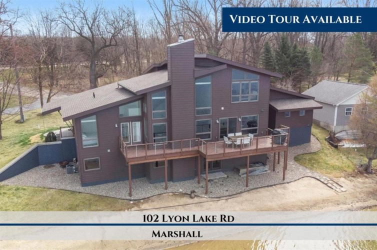 102 LYON LAKE RD, Marshall, MI 49068