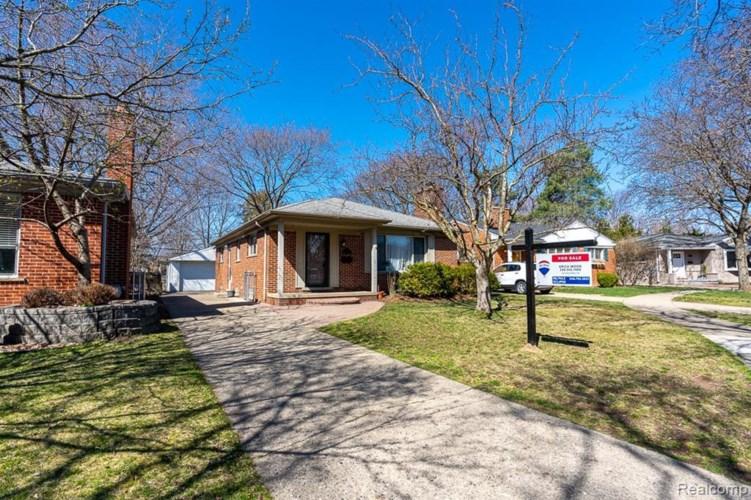 3133 GLENVIEW AVE, Royal Oak, MI 48073