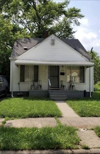 6443 WARWICK ST, Detroit, MI 48228