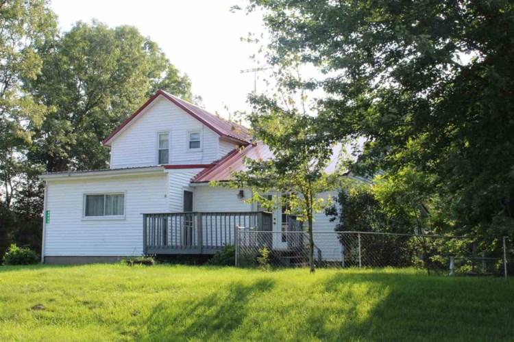 9990 ROUNTREE RD, Hanover, MI 49241
