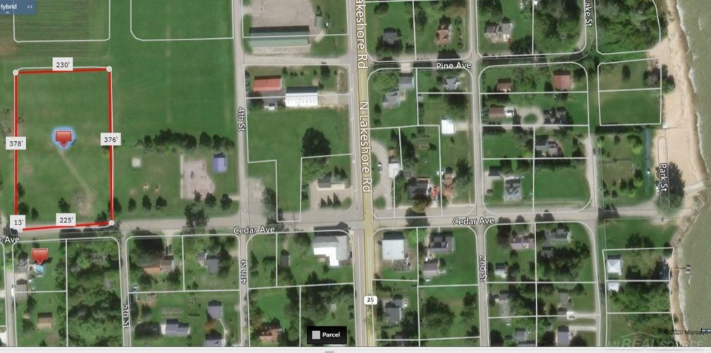 Cedar, Forestville, MI 48434