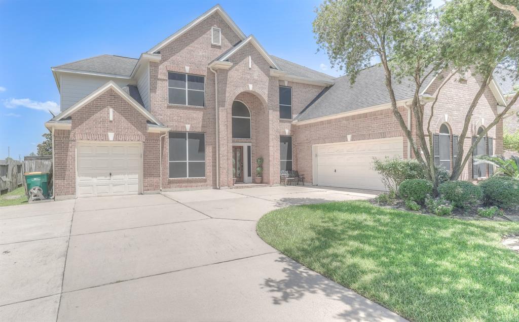 3119 Spring Ridge Drive, Manvel, TX 77578