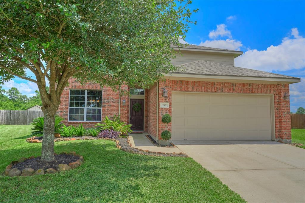 20426 Horsetail Falls Drive, Tomball, TX 77375