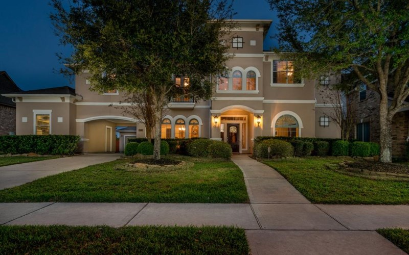 16714 S Swirling Cloud Court, Cypress, TX 77433