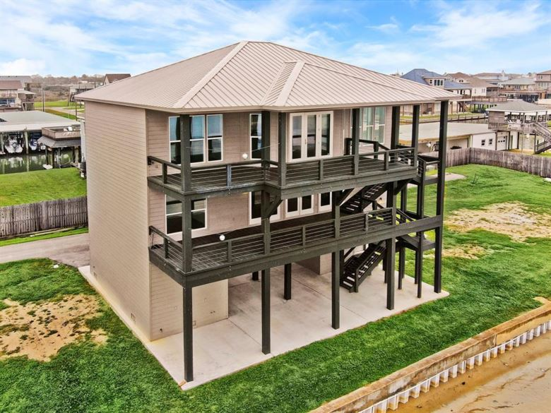 W 1105 Water Street, Port O Connor, TX 77982