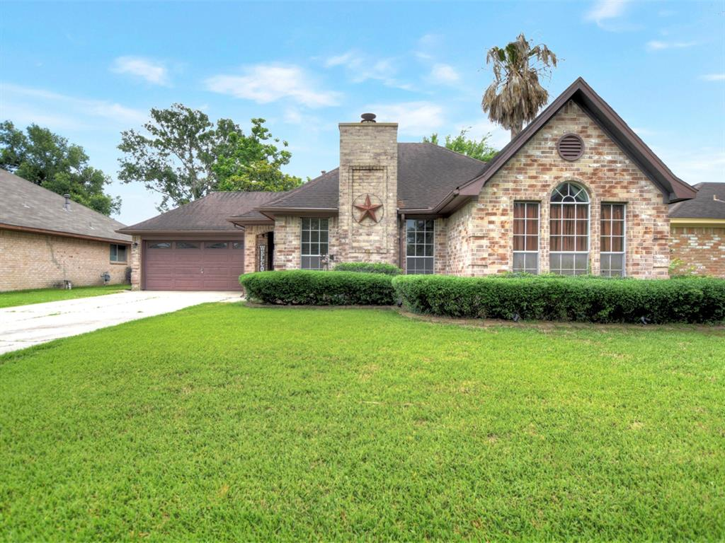 415 Shady Rock Lane, Houston, TX 77015