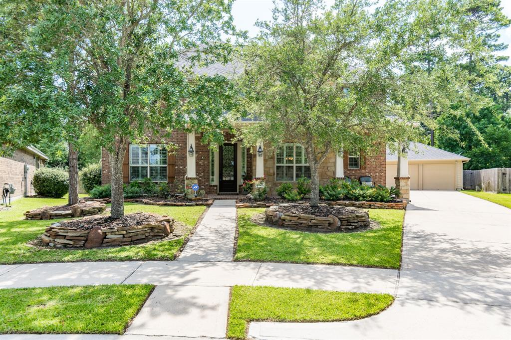 17603 Red River Canyon Drive, Humble, TX 77346