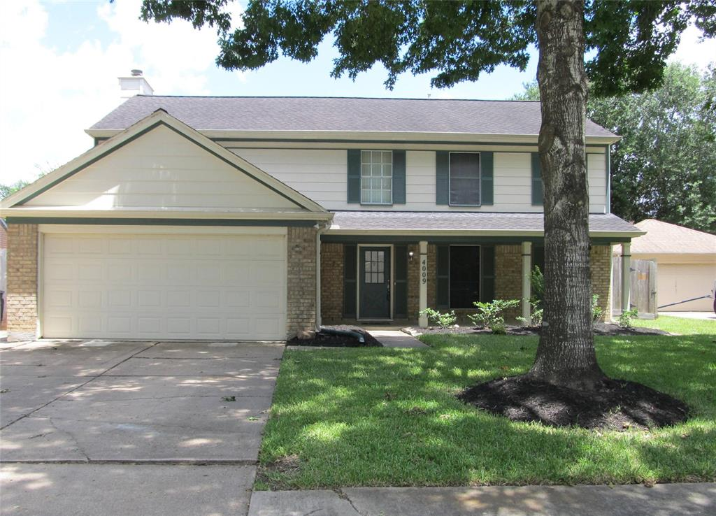 4009 Spring River Drive, Pearland, TX 77584