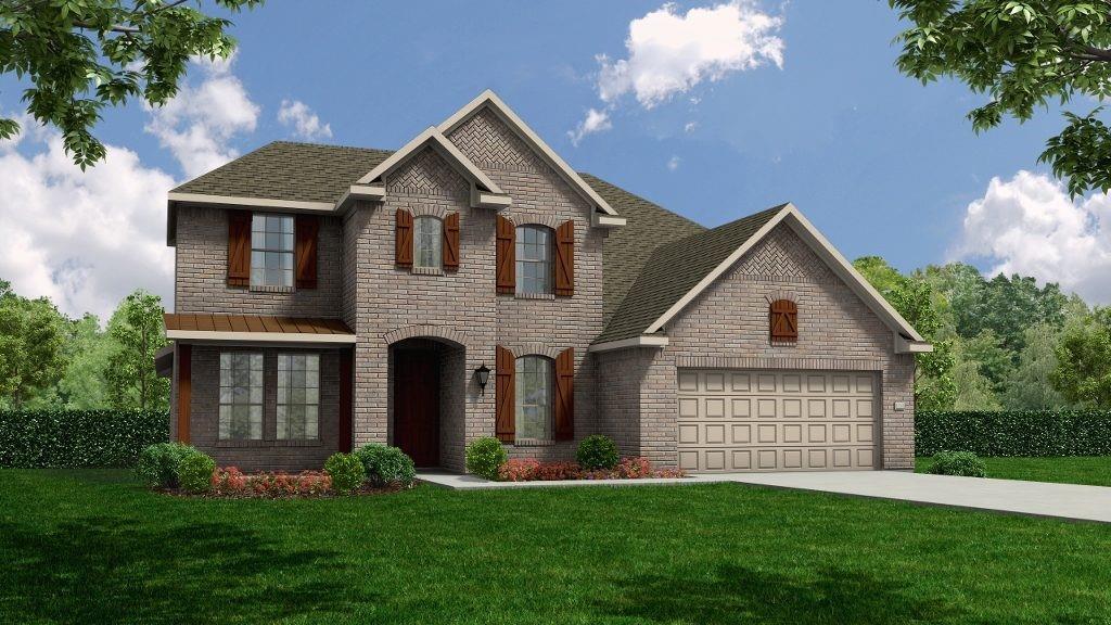 13702 Sturcombe Glen Trail, Rosharon, TX 77583