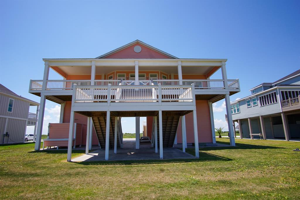 3822 Biscayne Beach Road, Port Bolivar, TX 77650